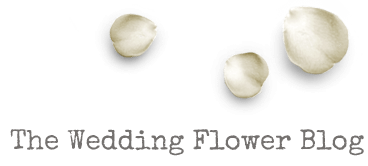 The Wedding Flower Blog